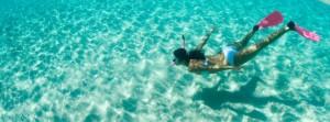 esnorkeling